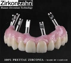 ZirkonZahn - tannproteser
