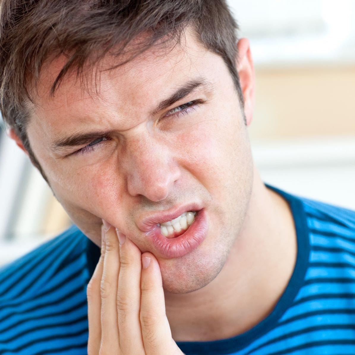Tannpine og ilinger i tennene
