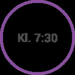 Kl. 7:30